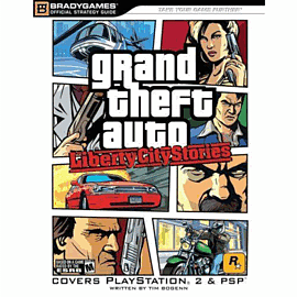 Grand Theft Auto: Liberty City Stories Official Strategy Guide Strategy Guides and Books