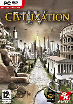 Sid Meier's Civilization IV PC Games and Downloads Cover Art