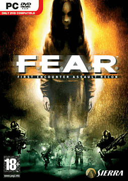 F.E.A.R. PC Games and Downloads Cover Art