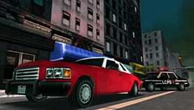 Grand Theft Auto: Liberty City Stories screen shot 4