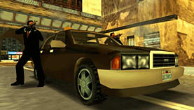 Grand Theft Auto: Liberty City Stories screen shot 5