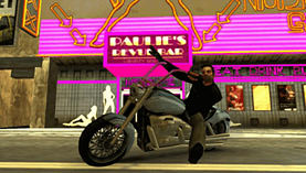 Grand Theft Auto: Liberty City Stories screen shot 7
