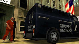 Grand Theft Auto: Liberty City Stories screen shot 8