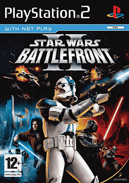 Star Wars Battlefront II PlayStation 2