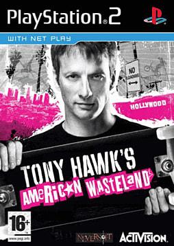 Tony Hawk's American Wasteland PlayStation 2