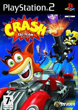 Crash Tag Team Racing PlayStation 2