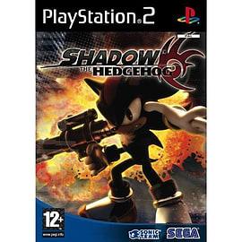 Shadow the Hedgehog PlayStation 2