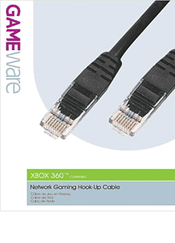 GAMEware Xbox 360 Network Link Cable (10 Metres) Accessories