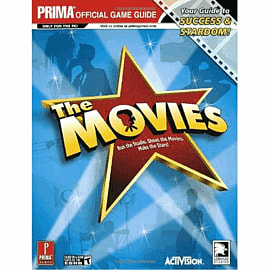 The Movies Official Strategy Guide Strategy Guides and Books