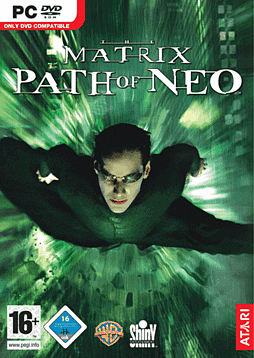The Matrix: Path of Neo PC Games Cover Art