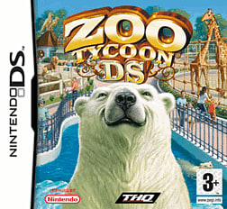 Zoo Tycoon DSi and DS Lite Cover Art