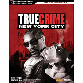 True Crime: New York City Strategy Guide Strategy Guides and Books