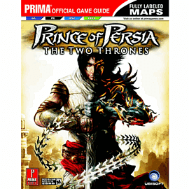 Prince of Persia: The Two Thrones Strategy Guide Strategy Guides and Books