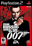 From Russia With Love PlayStation 2