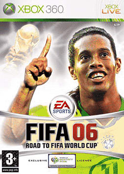 FIFA 06: Road to the FIFA World Cup Xbox 360