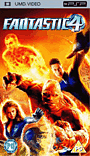 Fantastic Four PSP