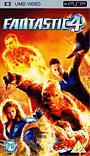 Fantastic Four PSP