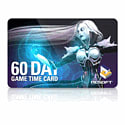 NCSoft 60 Day Time Card Gifts