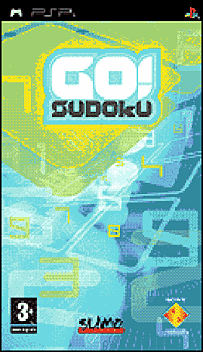 Go! Sudoku PSP Cover Art