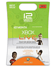 360 12 Month Live Card Accessories