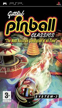 Gottlieb Pinball Classics PSP