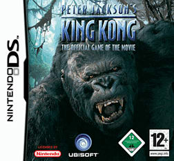 Peter Jackson's King Kong DSi and DS Lite