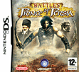 Battles of Prince of Persia DSi and DS Lite