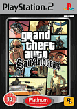 Grand Theft Auto: San Andreas - Platinum PlayStation 2