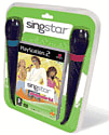 Sony Playstation 2 Singstar Popworld + Microphone Playstation 2