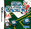 SEGA Casino DSi and DS Lite