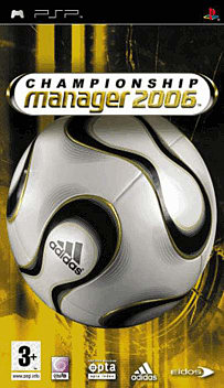Championship Manager 2006 PSP