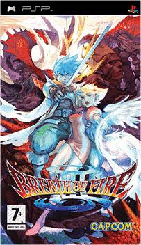 Breath of Fire III PSP