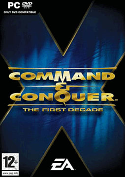Command & Conquer: The First Decade PC Games and Downloads Cover Art