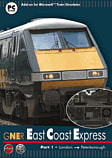 East Coast Express Part 1: London To Peterborough - MS Train Sim PC Games and Downloads