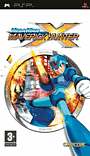 Mega Man Maverick Hunter X PSP