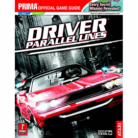 Driver: Parallel Lines Strategy Guide Strategy Guides and Books