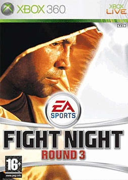 Fight Night Round 3 Xbox 360 Cover Art