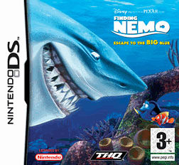 Finding Nemo: Escape to the Big Blue DSi and DS Lite