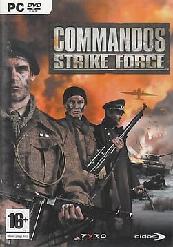 Commandos Strike Force PC Games and Downloads