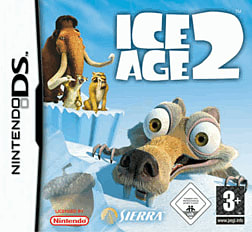 Ice Age 2: The Meltdown DSi and DS Lite