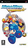 Mega Man Powered Up PSP