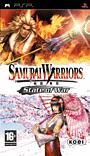 Samurai Warriors: State Of War PSP
