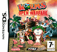 Worms Open Warfare DSi and DS Lite