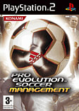 Pro Evolution Soccer Management PlayStation 2