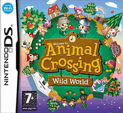 Animal Crossing: Wild World DSi and DS Lite Cover Art