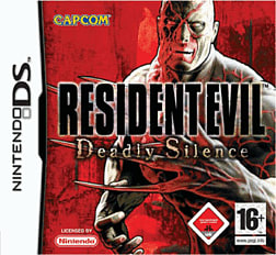 Resident Evil: Deadly Silence DSi and DS Lite Cover Art