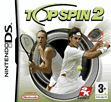 Top Spin 2 DSi and DS Lite