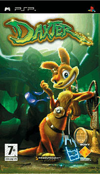 Daxter PSP Cover Art