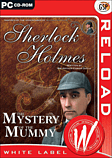 Sherlock Holmes - The Mystery of the Mummy - White Label Reload PC Games and Downloads