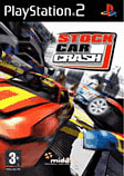Stock Car Crash PlayStation 2